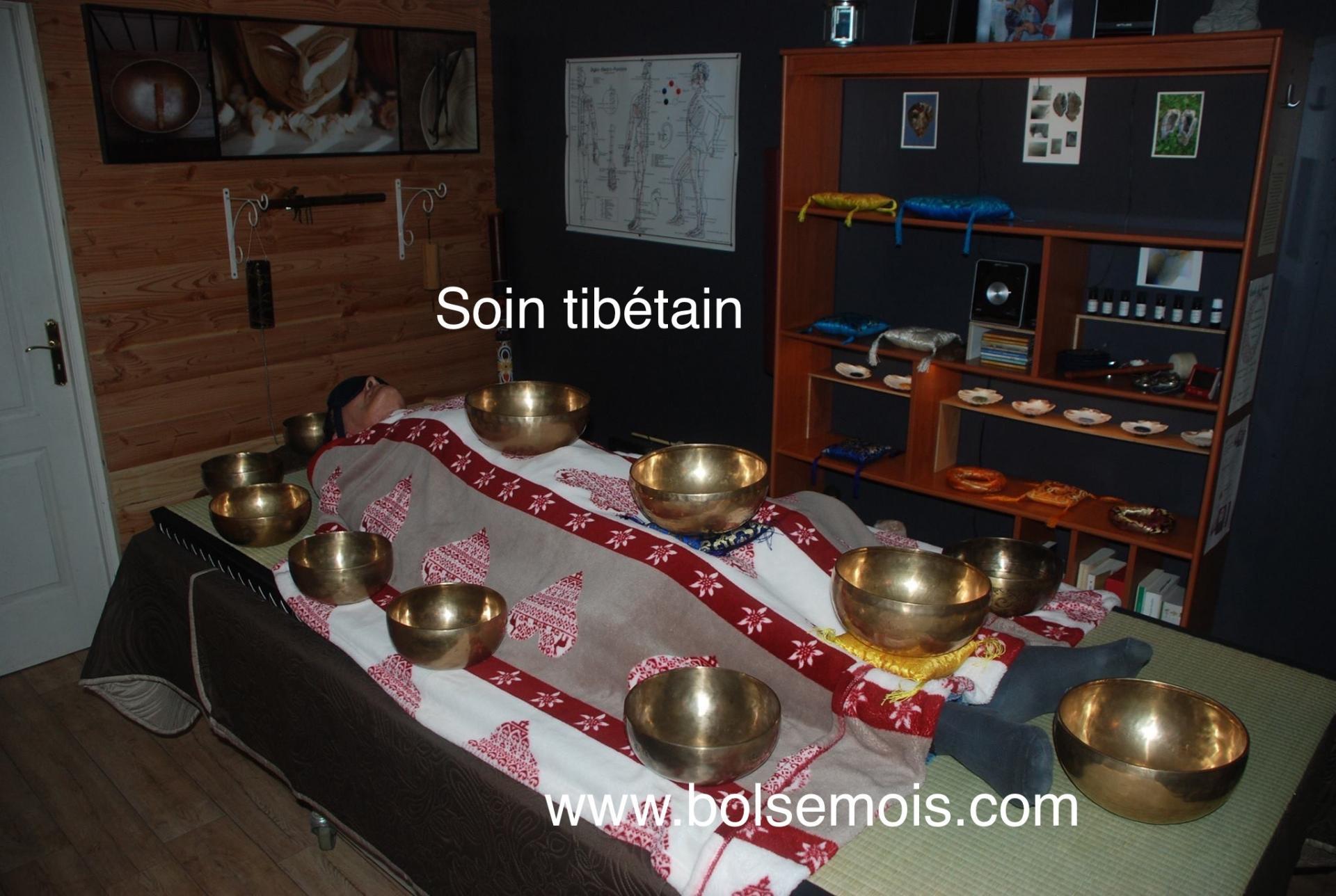 Soin tibétain